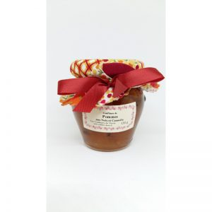 Confiture de Pommes aux Noix et Cannelle 130grs
