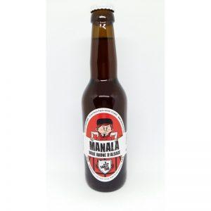 Bière MANALA 33cl
