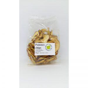 chips de pommes 90grs