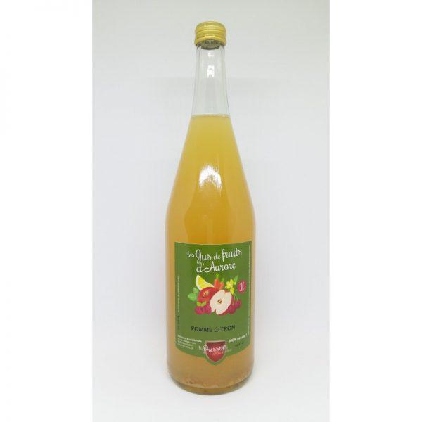 Jus de Pomme Citron