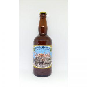 Bière Strisselgold 50cl