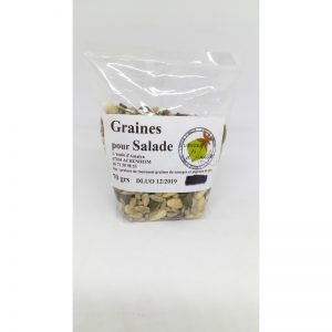 Graine pour salade 70grs