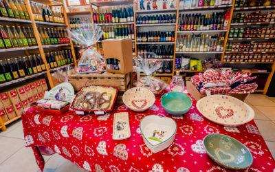 Magasin de produits locaux à Rouffach