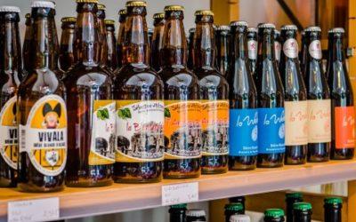Bière artisanale à Westhalten