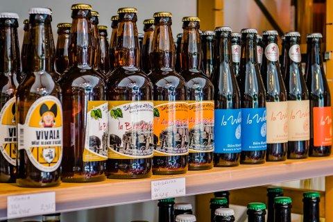 Bière locale à Rouffach