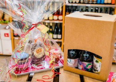 coffret cadeau gourmand en Alsace