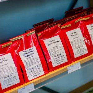 Thé, café, cacao