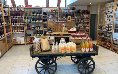 Vente de produits locaux en Alsace
